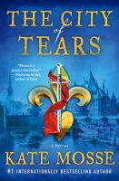Cover image for The city of tears. bk. 2 : Burning chambers series