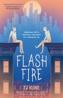 Cover image for Flash fire. bk. 2 : Extraordinaries series