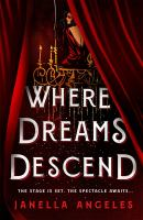 Cover image for Where dreams descend. bk. 1 : Kingdom of cards series