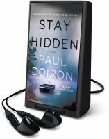 Cover image for Stay hidden [Playaway]