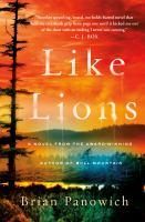 Imagen de portada para Like lions. bk. 2 : a novel : Bull mountain series