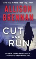Cover image for Cut and run. bk. 16 : Lucy Kincaid series