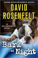 Cover image for Bark of night Andy Carpenter Series, Book 19.