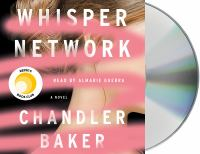 Cover image for Whisper network [sound recording CD]