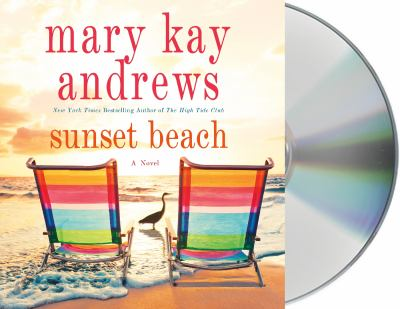 Cover image for Sunset beach [sound recording CD]