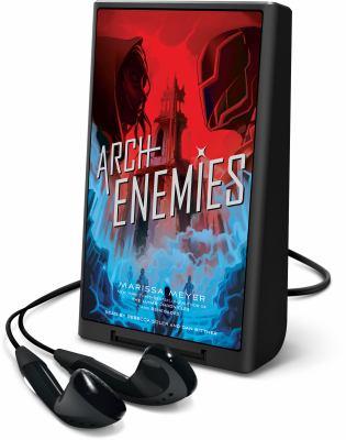 Imagen de portada para Arch enemies [Playaway]. bk. 2 : Renegades trilogy series