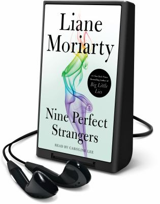 Cover image for Nine perfect strangers [Playaway]
