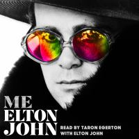 Cover image for Me Elton John Official Autobiography.