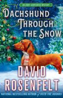 Cover image for Dachshund through the snow. bk. 20 : Andy Carpenter mystery series