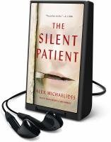 Cover image for The silent patient [Playaway]
