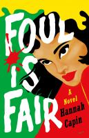 Cover image for Foul is fair