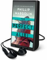Cover image for The perfect alibi. bk. 2 [Playaway] : Robin Lockwood series