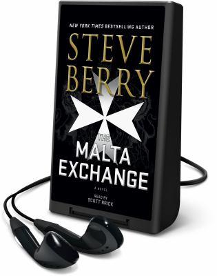 Imagen de portada para The Malta exchange. bk. 14 [Playaway] : Cotton Malone series