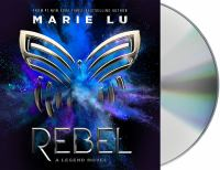 Cover image for REBEL - CD