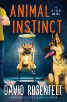 Imagen de portada para Animal instinct. bk. 2 : K team series