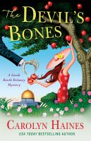 Cover image for The devil's bones. bk. 21 : Sarah Booth Delaney series