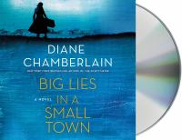 Cover image for Big lies in a small town [sound recording CD]