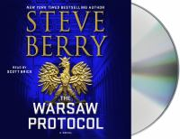 Imagen de portada para The Warsaw protocol. bk. 15 [sound recording CD] : Cotton Malone series