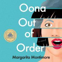 Imagen de portada para Oona out of order A novel.