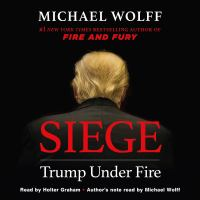 Cover image for Siege Trump Under Fire.