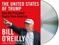 Cover image for The United States of Trump [sound recording CD] : how the president really sees America