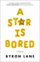 Cover image for A star is bored