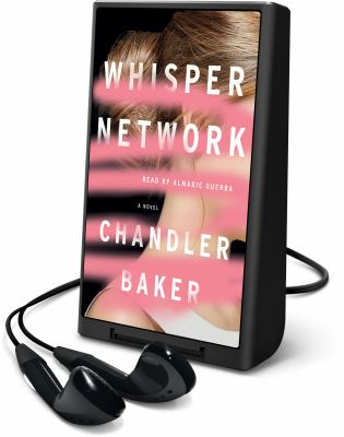 Cover image for Whisper network [Playaway]