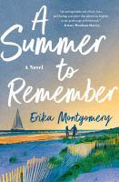 Imagen de portada para A summer to remember