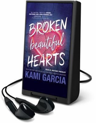 Cover image for Broken beautiful hearts [Playaway]