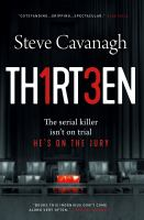Cover image for Th1rt3en. bk. 4 : Eddie Flynn series
