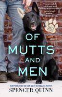 Imagen de portada para Of mutts and men. bk. 10 : Chet and Bernie mystery series