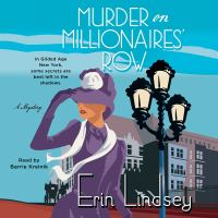 Cover image for Murder on millionaires' row A Mystery.