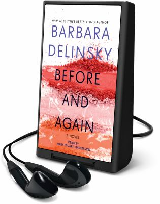 Cover image for Before and again [Playaway]
