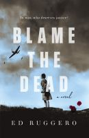 Imagen de portada para Blame the dead