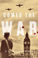 Imagen de portada para Comes the war : Book two in the Eddie Harkins series series