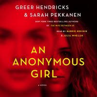 Cover image for An anonymous girl A Novel.