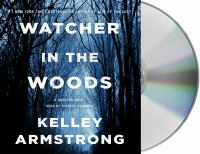 Cover image for Watcher in the woods. bk. 4 [sound recording CD] : Casey Duncan series