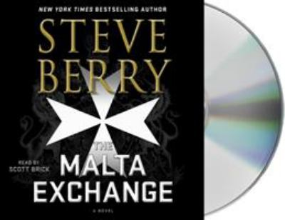 Imagen de portada para The Malta exchange. bk. 14 [sound recording CD] : Cotton Malone series