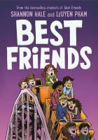 Cover image for Best friends [graphic novel]
