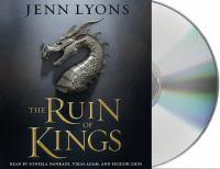 Imagen de portada para The ruin of kings. bk. 1 [sound recording CD] : Godslayer cycle series