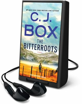 Cover image for The bitterroots. bk. 4 [Playaway] : Cassie Dewell series