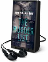 Cover image for The murder list [Playaway] : a novel