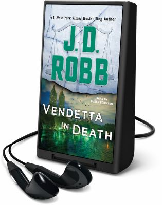 Cover image for Vendetta in death. bk. 49 [Playaway] : In death series
