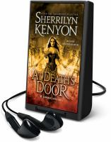 Cover image for At death's door. bk. 3 [Playaway] : Deadman's cross series