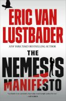 Cover image for The Nemesis manifesto. bk. 1 : Evan Ryder series