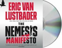 Imagen de portada para The Nemesis manifesto. bk. 1 [sound recording CD] : Evan Ryder series