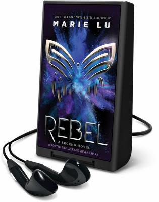 Cover image for Rebel. bk. 4 [Playaway] : Legend series