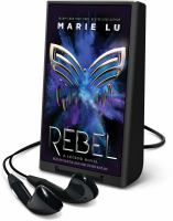 Cover image for Rebel. bk. 4 [Playaway] : Legend series