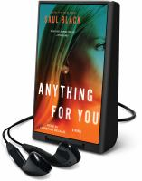 Cover image for Anything for you. bk. 3 [Playaway] : Valerie Hart series