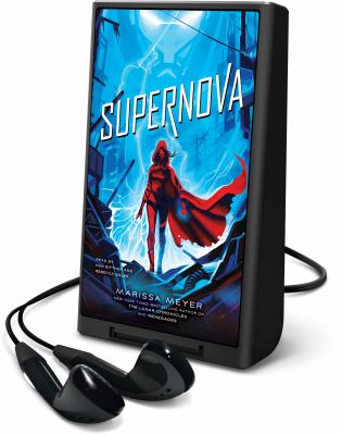 Cover image for Supernova. bk. 3 [Playaway] : Renegades trilogy series